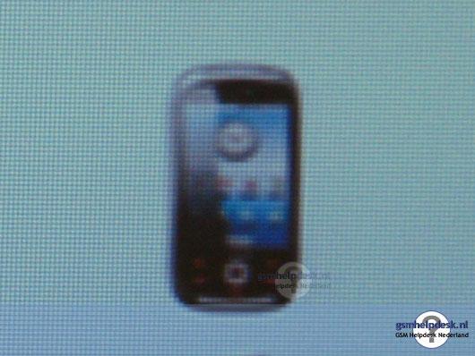 三星首款android手机